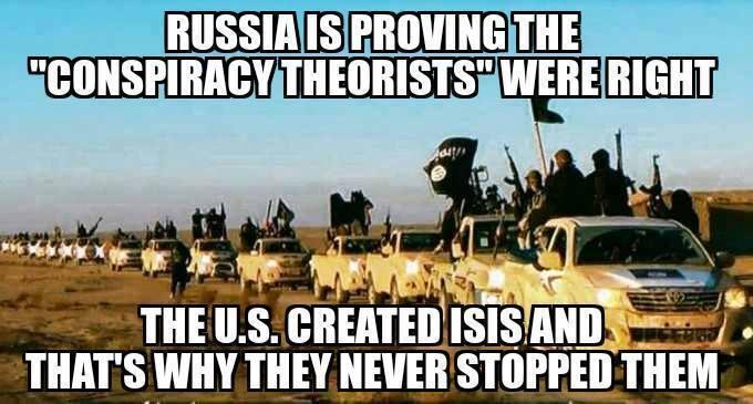 Isis is Israel (2)
