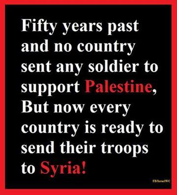 Syria & Palestine