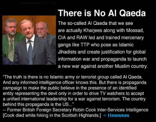 Robin Cook Murdered