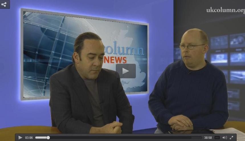 UK Column news 17th may