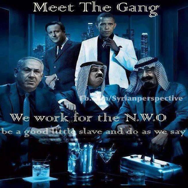 Spokesmen for the NWO