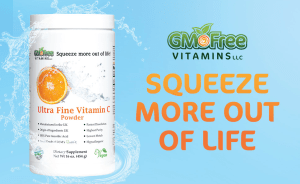 GMO Free Vitamins LLC - Squeeze more out of life!