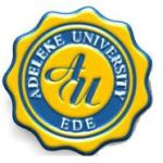 Adeleke University: How To Register Courses, Pay School Fees And Check Result Online