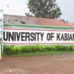 How To Register Courses And Check Result On University Of Kabianga Student Portal