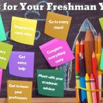 Guide For First-Year Students