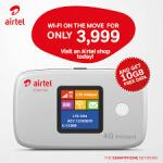 Airtel Mifi Prices For Different Packages With All The Benefits