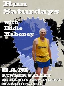 Run Saturday with Ed