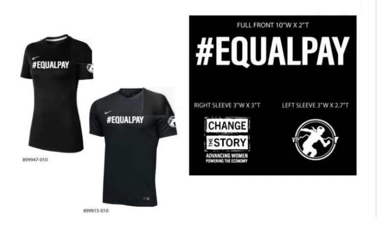 Support #EqualPay for Women