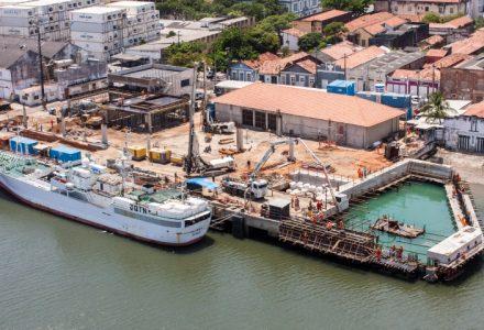 porto natal GMS - Global Management Supply - Soluções para Embarcações