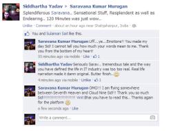 Siddhartha Yadav on FB Timeline