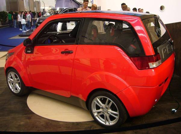 Electric Vehicles Mahindra
