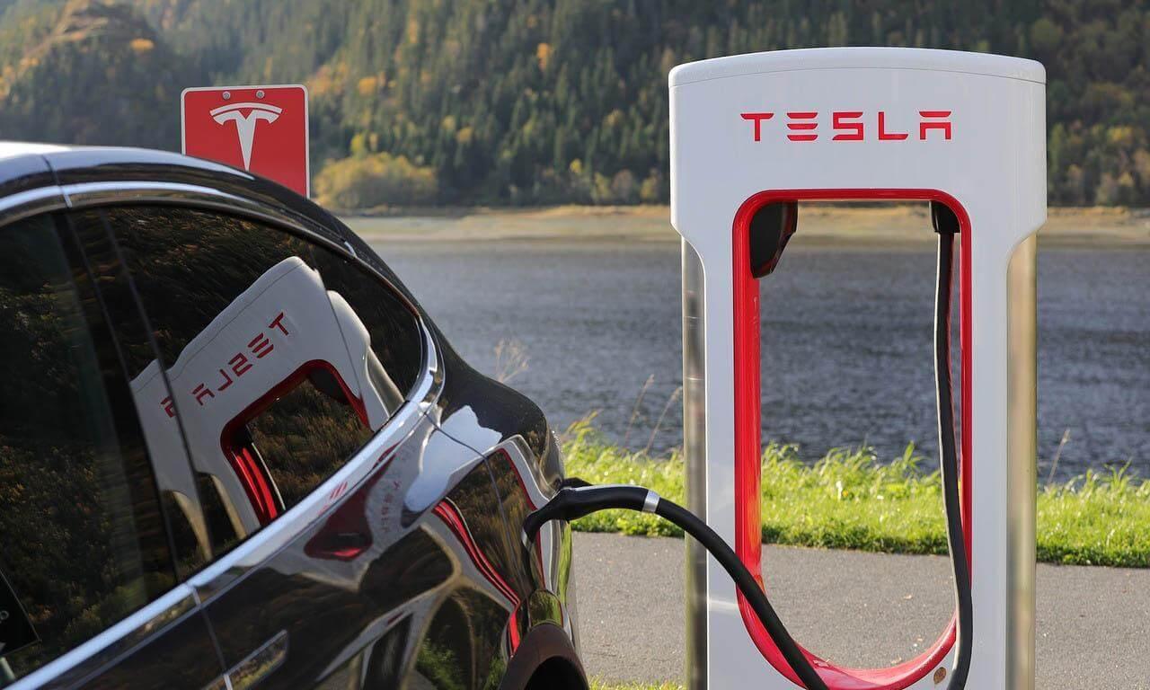 Electric Vehicle Tesla