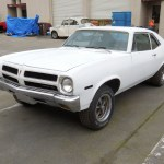 1971 Pontiac Ventura 400 Th400 At Rust Free Solid California Car Sold Gm Sports