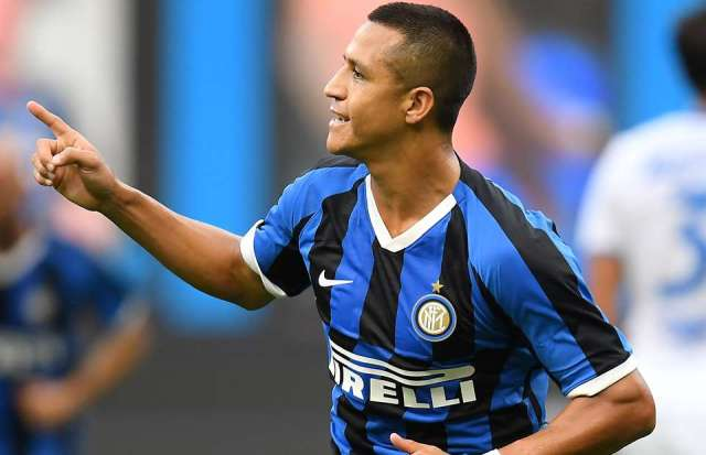 Man Utd loanee Alexis Sanchez's brilliant form at Inter Milan ...
