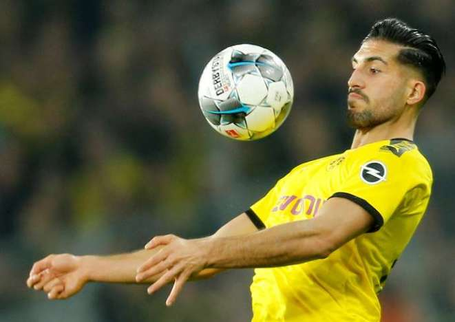 Can with Dortmund