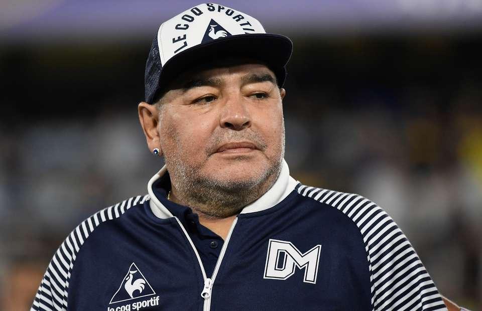 Diego Maradona dead at 60: Football legend passes away | GiveMeSport