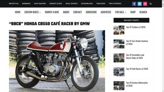link to bikebound blog site