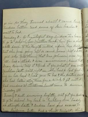1927.01.02-04 - Annie F Morris diary