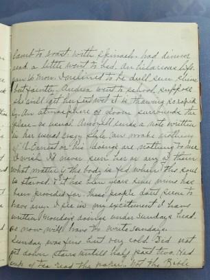 1927.01.15-17 - Annie F Morris diary