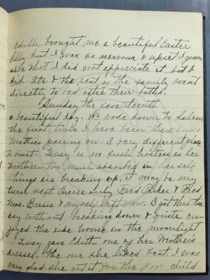 1927.04.16-17 - Annie F Morris diary