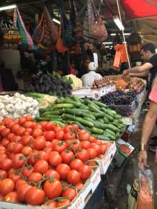 More Tel Aviv market