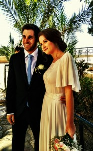My brother and my new sister :):):)