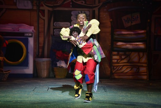 Bongi Mthombeni as Wishee-Washee