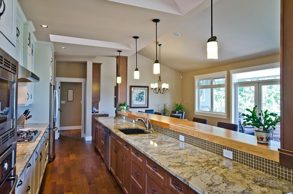 Beautiful Galley Kitchen Designs