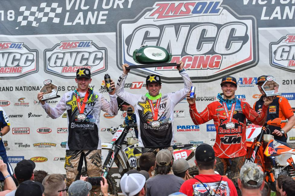 Duvall Closes On Russell With Win At John Penton GNCC – RideX365