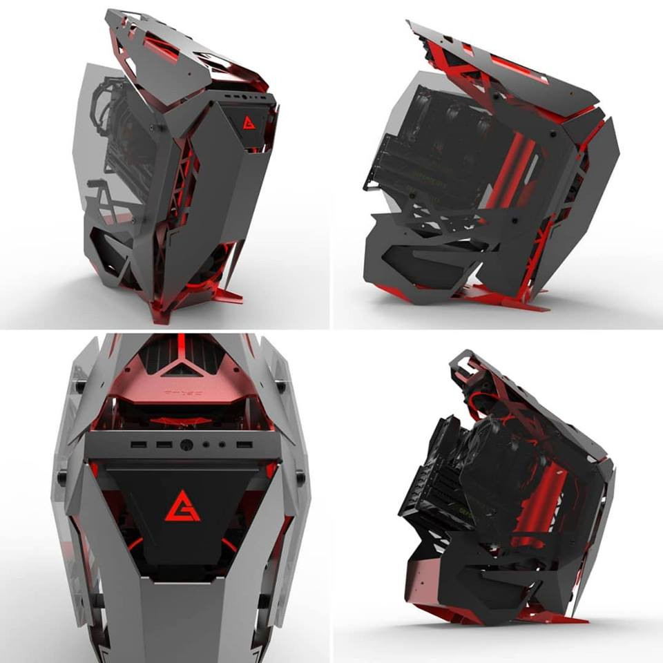 Antec TORQUE Gaming Case Seen On Social Media GND Tech