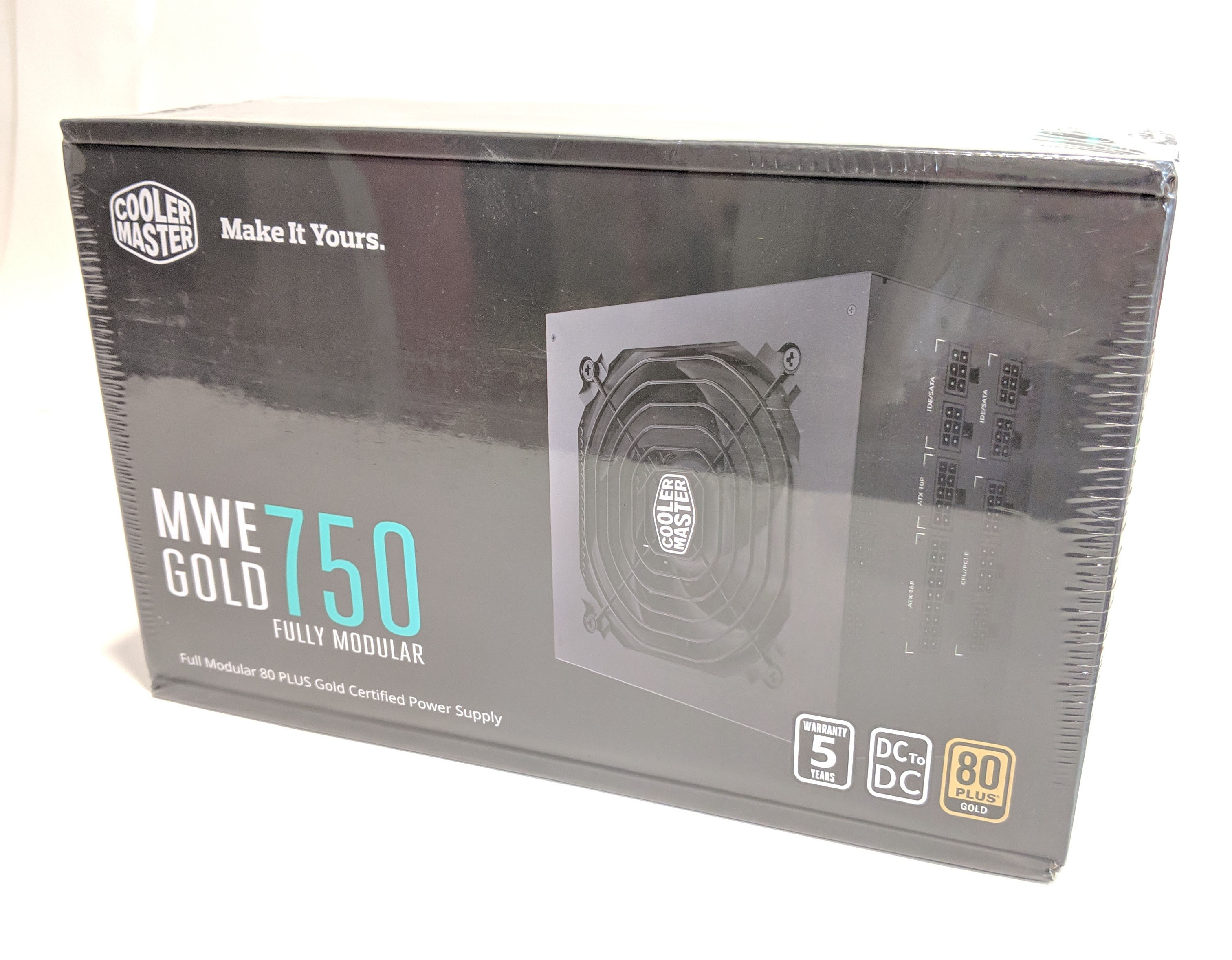 Cooler Master Mwe Gold 750 Power Supply Review Gnd Tech