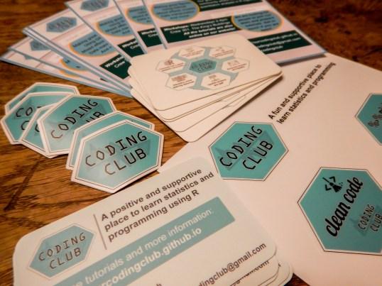 Stickers galore!