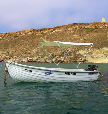 self drive boats for hire