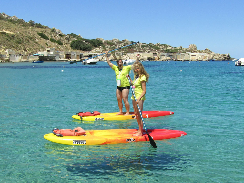 Rent SUP Gnejna Watersports