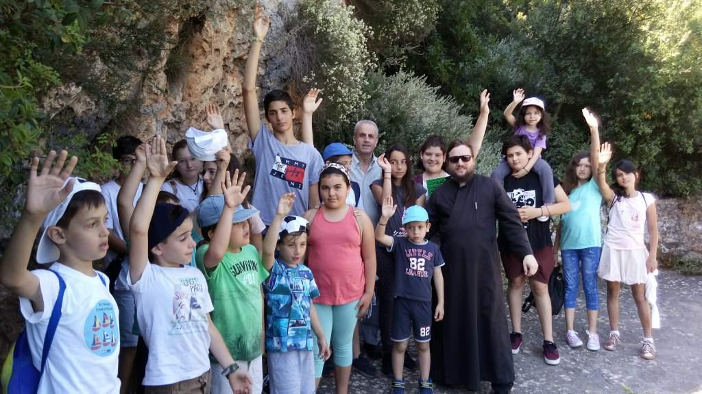 Λήξη Κατηχητικού Αγίου Στεφάνου 5