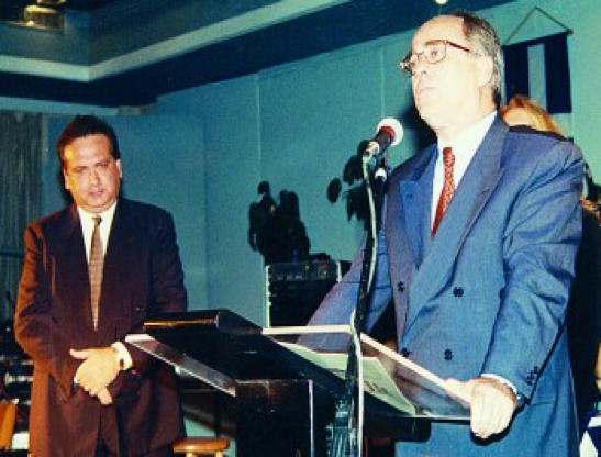 1997 | 1st Presentation of the Program in Tripoli