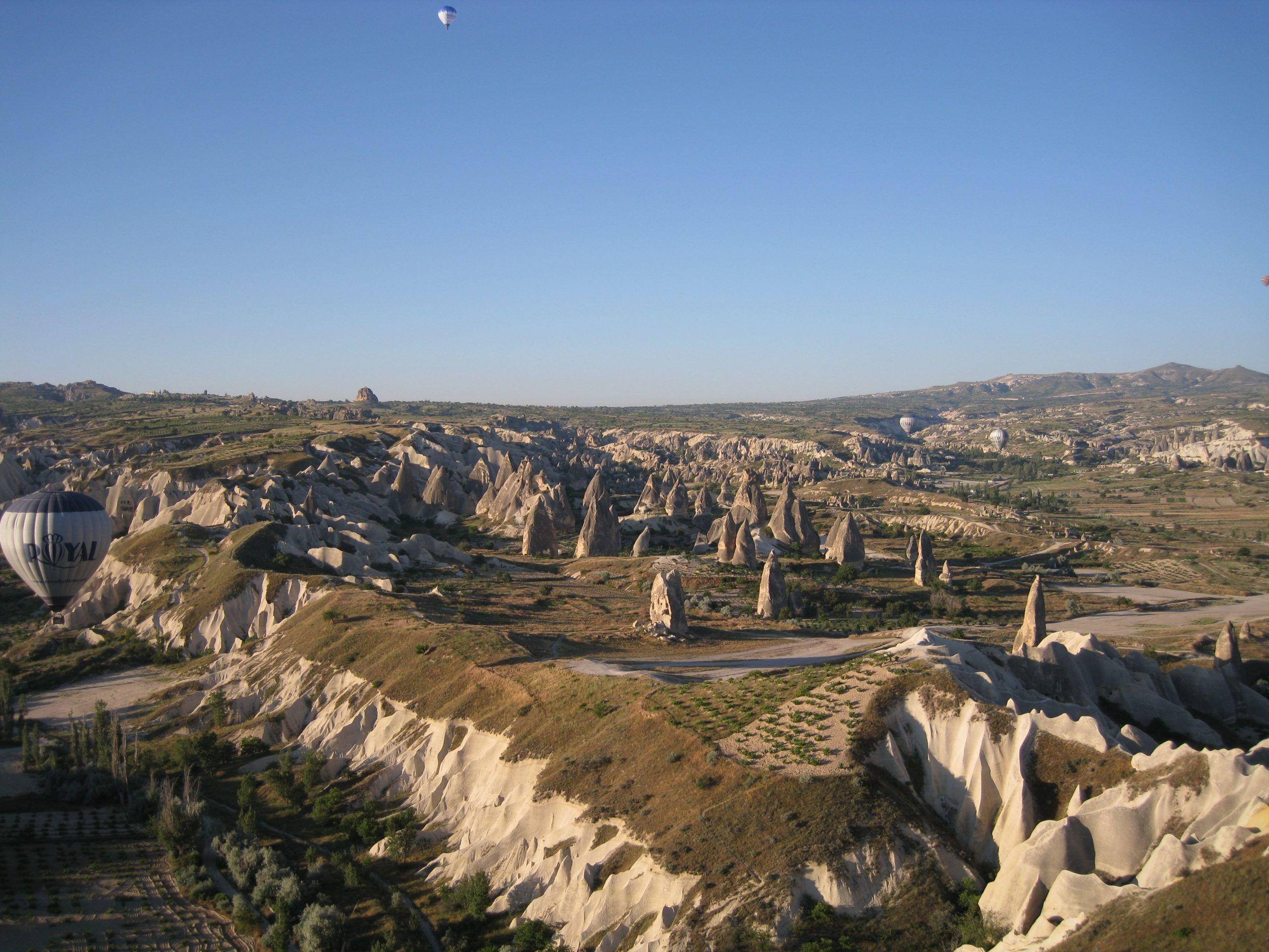 2011 | Mission to Cappadocia
