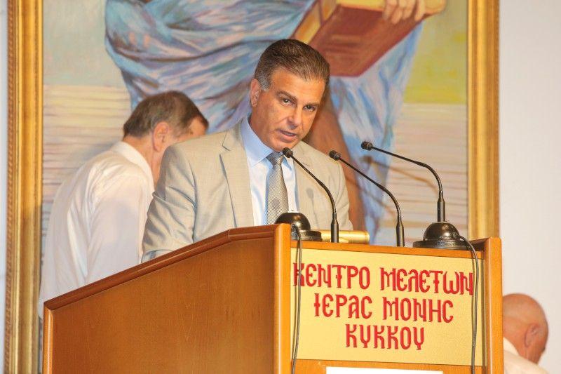 Μεγαλειώδης και με ιδιαίτερη συναισθηματική φόρτιση η Εκδήλωση του Οικουμενικού Ελληνισμού στη Λευκωσία