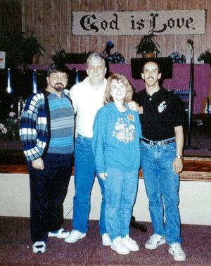 About Us - Mary Our Patron Saint - Ralph in Pensacola 1994