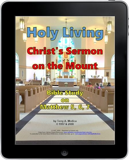 Holy Living bible study