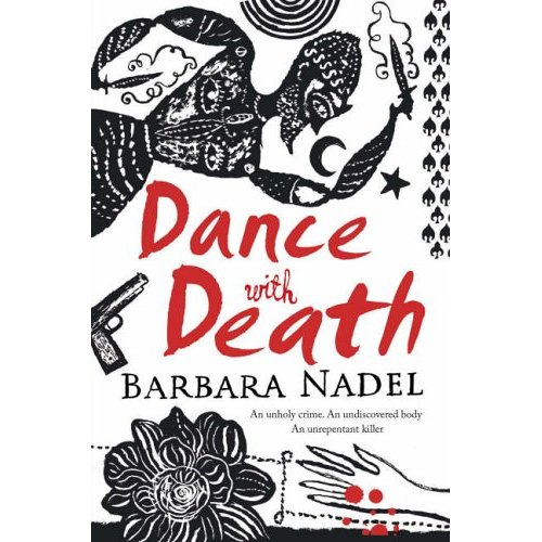 Book cover Dance with Death