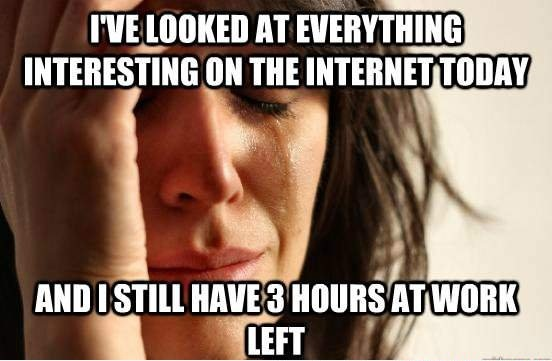 first-world-problems