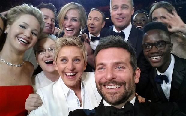 Selfie by Ellen