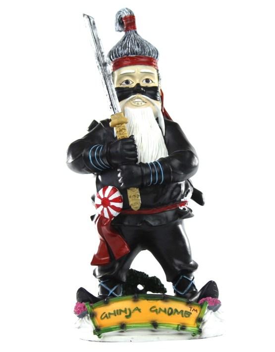 Gninja Gnome Front