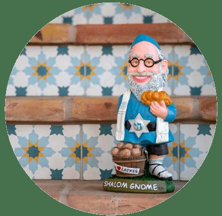 Shalom Gnome