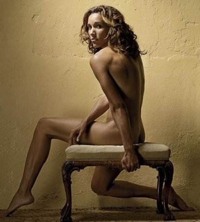 Who doesn't love American bobsledder Lolo Jones, one of the few US athletes to compete in both the Olympic Winter and Summer games. She's also a self-professed virgin, which seems like a huge injustice to heterosexual men like me!