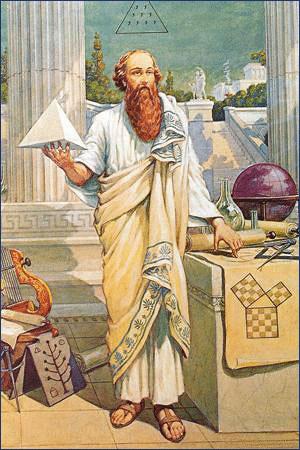 pythagoras-wissenschaftler