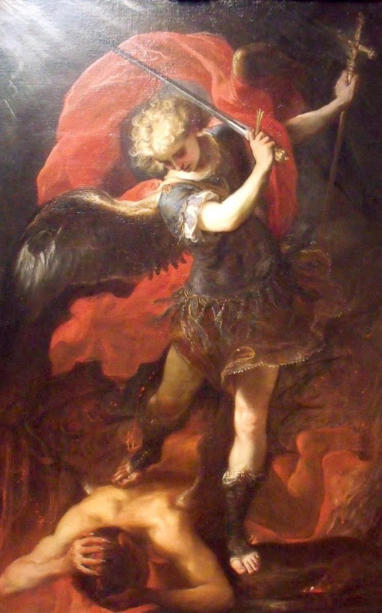 Gabriel-against-Bael