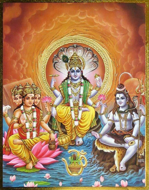 trinity-brahma-vishnu-and-shiva