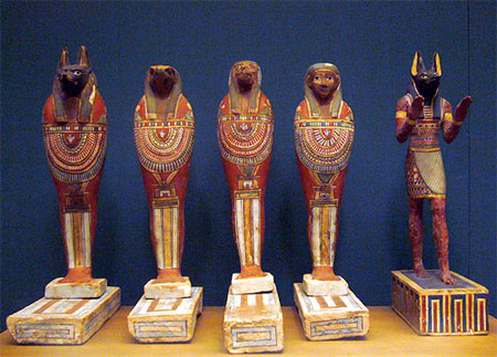 Egyptian-Archons